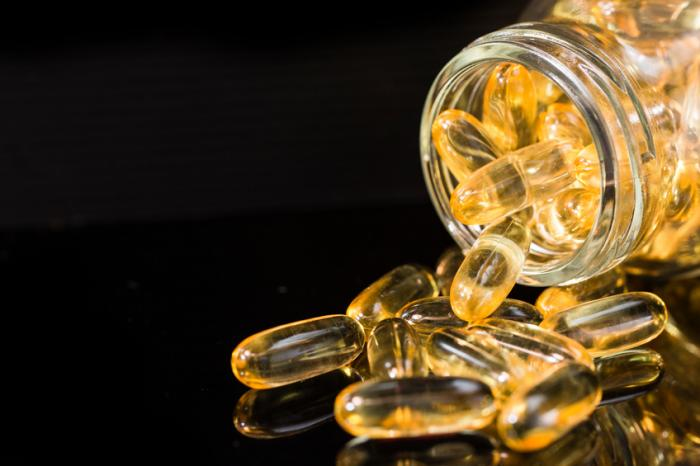 [Fish oil supplements]
