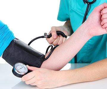 The risk of blood pressure and how to control it