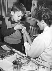 Vaccination remains a public health imperative in home intervention and education improves vaccine/immunization rates in at-risk children